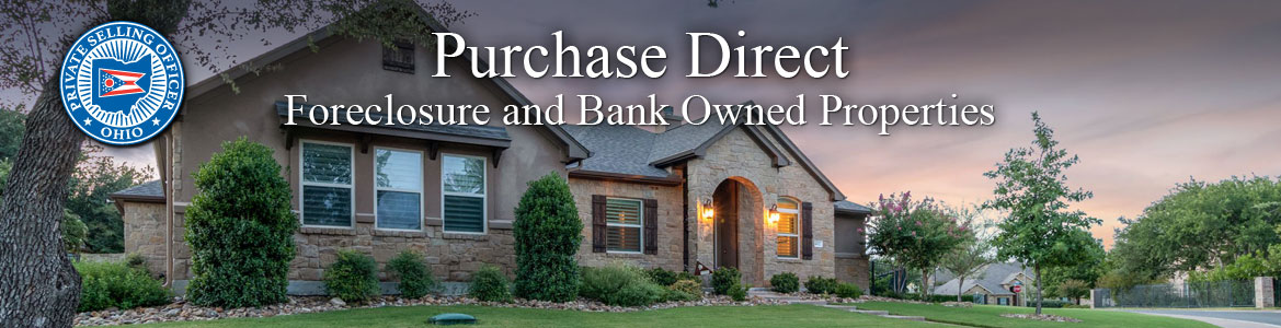 Ohio Private Selling Officer - Buy Foreclosures